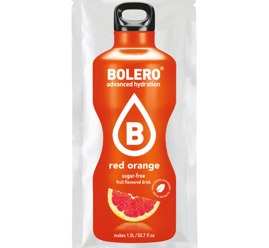 limonade Drinks, Red Orange (1x9 gram)