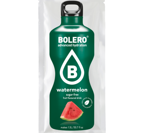 Bolero  limonade Drinks, Watermelon (1x9 gram)