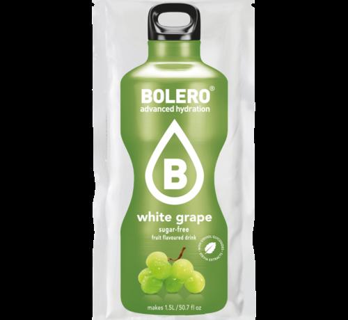 Bolero  limonade Drinks, White grape (1x9 gram)