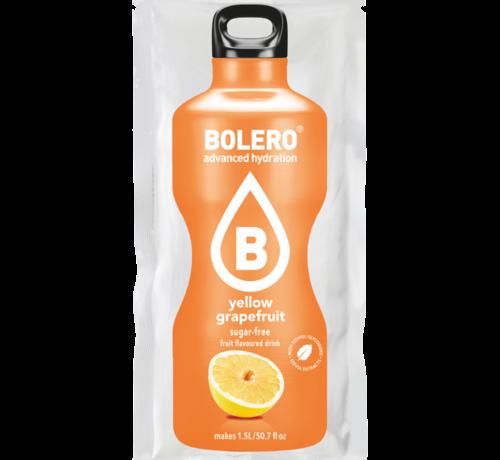 Bolero  limonade Drinks, Yellow Grapefruit (1x9 gram)