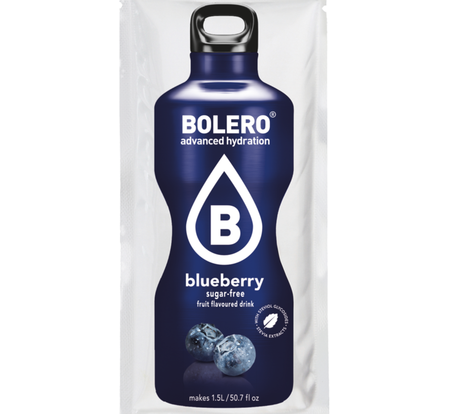 limonade Drinks, Blueberry (1x9 gram)