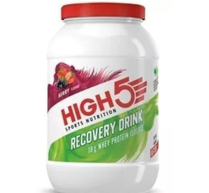 Recovery Drink Berry, 1600 gram
