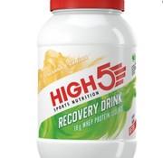 HIGH5 Recovery Drink Banana & Vanilla, 1600 gram