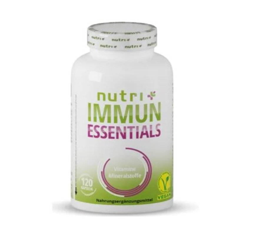 Vegan Essentials, 120 capsules