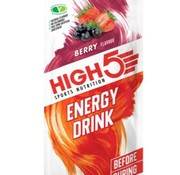 HIGH5 Energy drink zakje berry, 47 gram.
