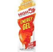 HIGH5 Energy gel sachet banana, 40 gram.