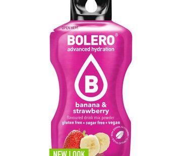 Bolero  Sticks, smaak Banana Stawberry (12x3 gram)