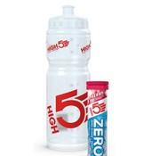 HIGH5 Hydration Starter Pack, Berry (Zero 10 tabs + 750 ml waterfles)