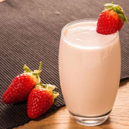 Veganistische proteïnedieet shakes