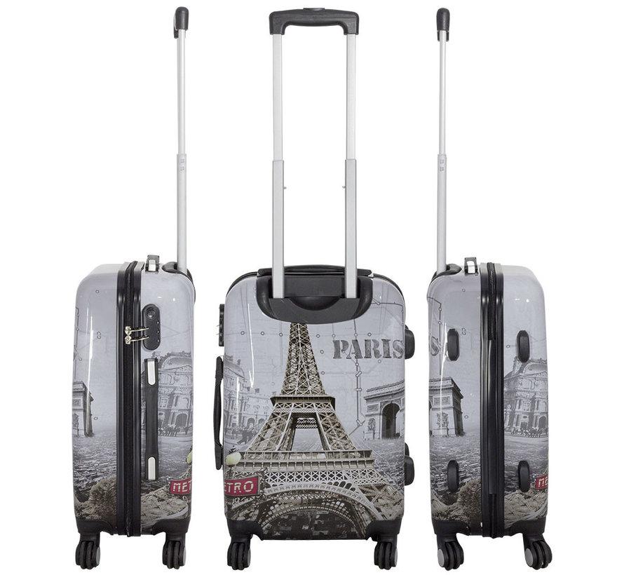 3 delig kofferset Paris II