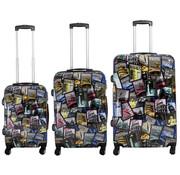 travelsuitcase 3 delig kofferset City