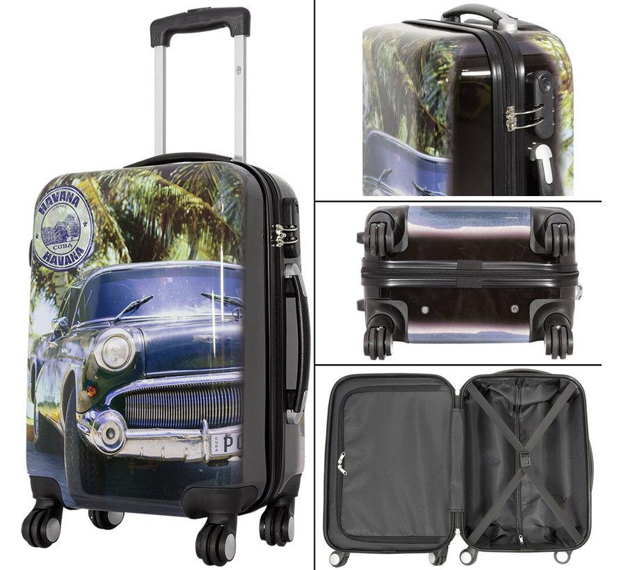 3 delig kofferset Havanna