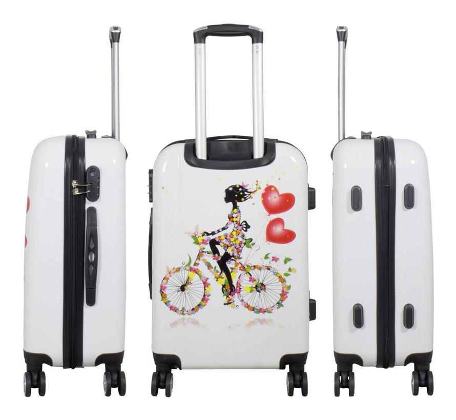 Kofferset 3 delig Martinique