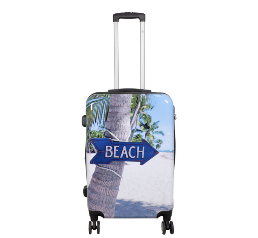 3 delig kofferset Beach