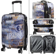travelsuitcase Koffers Broadway