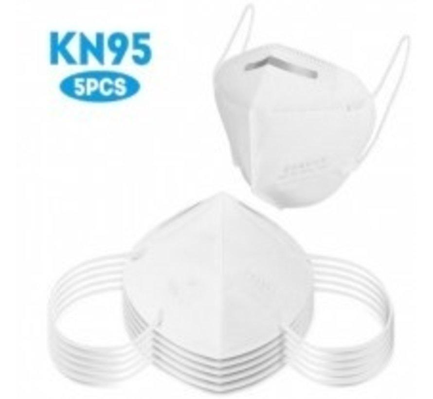 KN95 Mask 5psc
