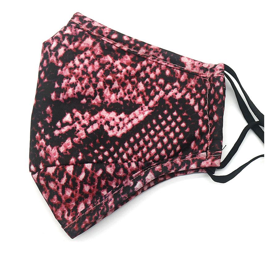Gezichtsmaskers Smake pink