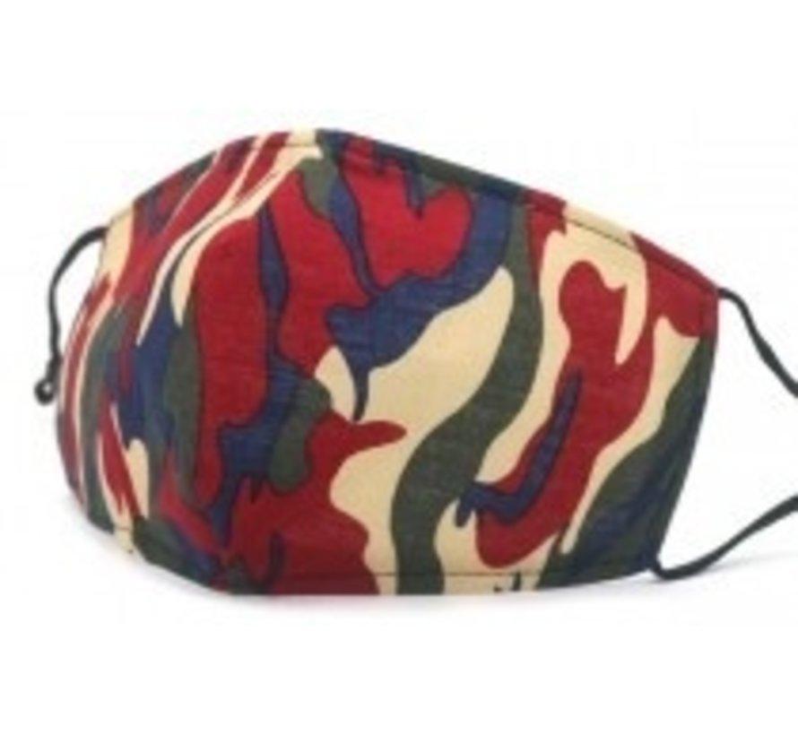 Gezichtsmasker Multicolor