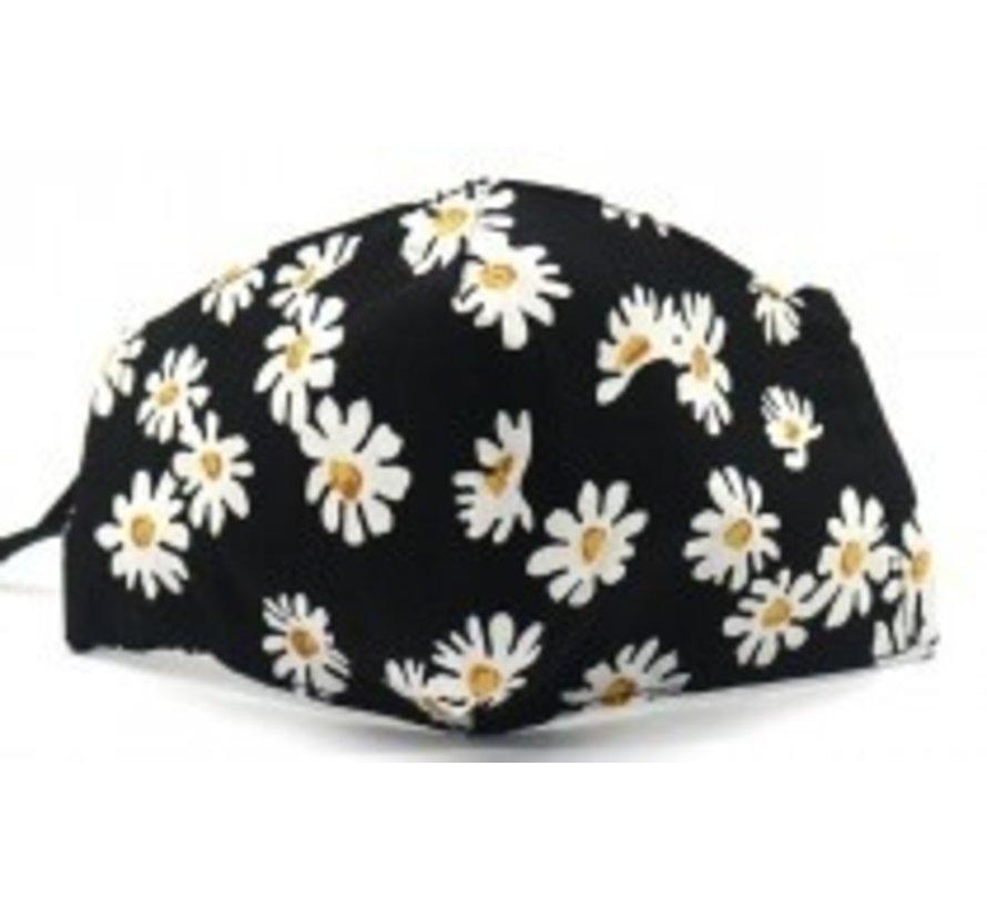 Gezichtsmasker Bloemen