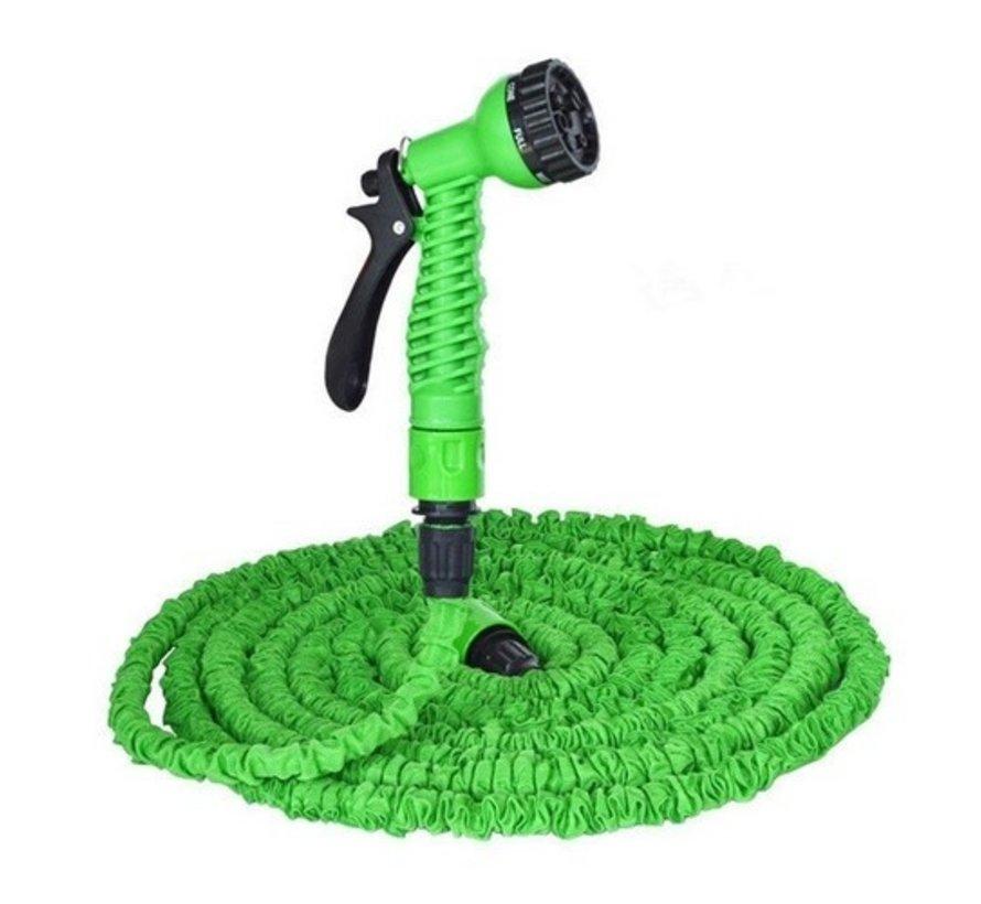 Flexibele tuinslang magic hose 30 meter inclusief accessoires