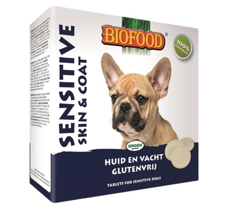 Biofood hondensnoepje sensitive hypoallergeen skin en coat