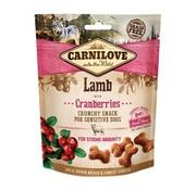 Carnilove Carnilove crunchy snack lam / cranberries