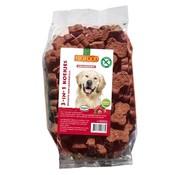 Biofood Biofood 3 in 1 hondenkoekjes met cranberry