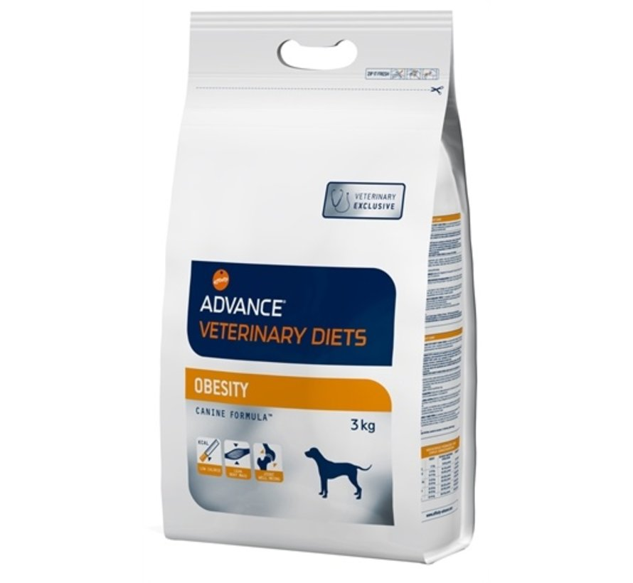 Advance hond veterinary diet obesity
