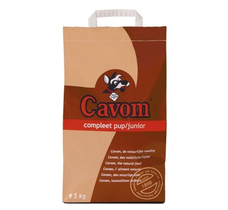 Cavom compleet pup/junior
