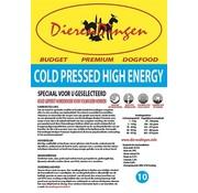 Merkloos Budget premium dogfood cold pressed high energy