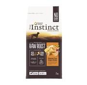 True instinct True instinct raw boost medium adult chicken
