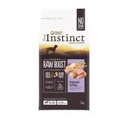True instinct True instinct raw boost medium adult turkey