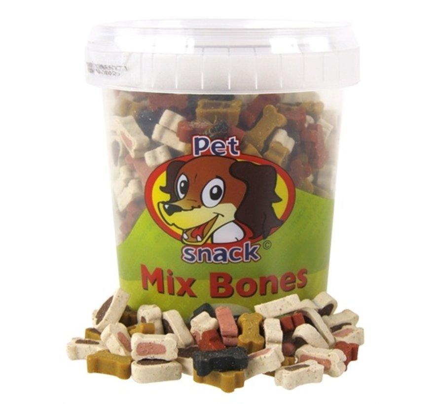 12x petsnack mix bones