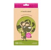 Earth rated Earth rated poepzakjes met handvaten lavendel