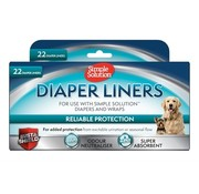 Simple solution Simple solution diaper liners light absorbency