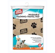 Simple solution Simple solution wasbare puppy training pads