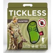 Tickless Tickless teek en vlo afweer voor jagers groen