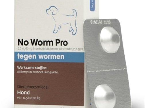 Exil Puppy no worm pro