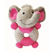Little rascals Little rascals pluche speelring olifant