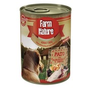 Farm nature Farm nature duck / apricot / truffle