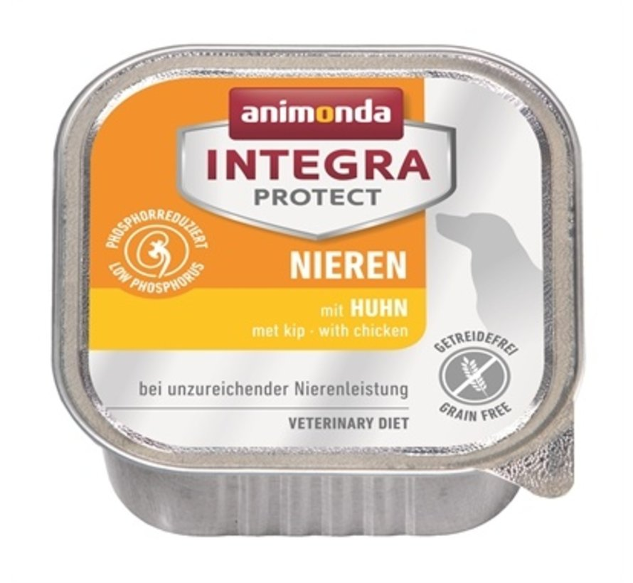 11x integra dog nieren chicken