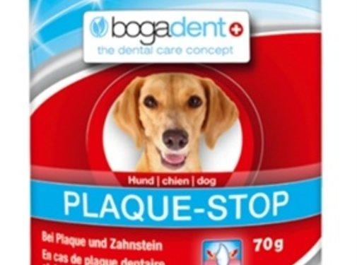 Bogadent Bogadent plak-stop hond