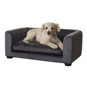 Enchanted pet Enchanted hondenmand / sofa cookie donkergrijs