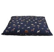 Joules Joules hondenmand matras dog print