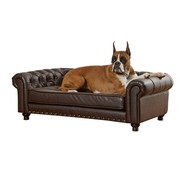 Enchanted pet Enchanted hondenmand / sofa wentworth pebble bruin