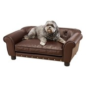 Enchanted pet Enchanted hondenmand / sofa brisbane pebble bruin