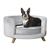 Enchanted pet Enchanted hondenmand sofa rosie grijs