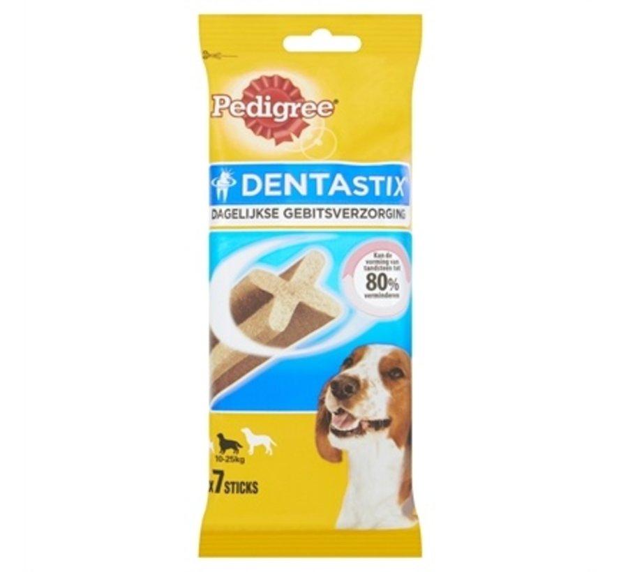 10x pedigree dentastix medium