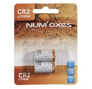 Numaxes Numaxes lithium batterij cr2