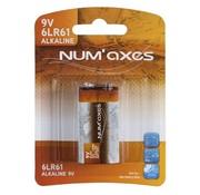 Numaxes Numaxes alkaline batterij 6lr61